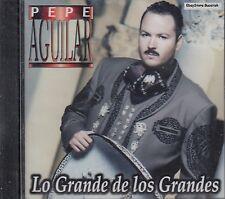 Pepe Aguilar Lo Grande De Los Grandes CD New Nuevo Sealed