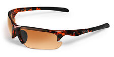 Maxx HD Sunglasses Storm tortoise golf driving lens brown high definition