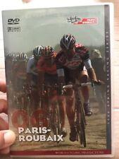 2006 Paris-Roubaix World Cycling 2 Dvd set Fabian Cancellara Very Good Condition
