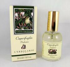 L'Erbolario Perfume Caprifoglio 50ml Woman Flourish Citrusy Honeysuckle Parfume