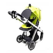 BABY CAR SUN SHADE clip sul parasole per Buggy Passeggino Passeggino UPF 50 + NERO