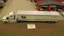 FIRST GEAR #60-0008 USPS US POSTAL MAIL VOLVO VN670 TRUCK & TRAILER 1:64/ FC