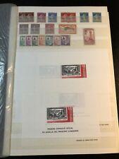 FRENCH ANDORRA MNH stamps and blocks (CV $970 EUR845)