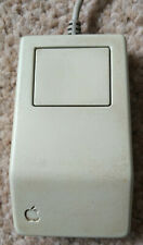 Apple Macintosh Mouse - Tested and Working (1 of 2)