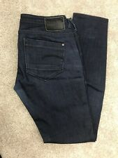 "G STAR Raw Blue Skinny Jeans 30"" Waist 32"" Length Great Condition"