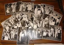 MARGOT FONTEYN 16 ORIGINAL 1965 DAILY EXPRESS NEWSPAPER PRESS PHOTOS W/ STAMPS