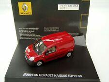 RENAULT KANGOO EXPRESS 2 2008 ROUGE VIF 1/43 TOLE NOREV 7711423254