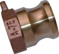 """b1-02287 - Latón Roscada Hembra Enchufe Tipo A - 1/2"""" BSPP De"""