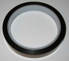"""High Temperature Polyimide Film Kapton Tape - 1/2"""" Wide - 1 Mil Thick Film  .001"""