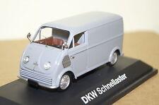 DKW schnellaster recuadro gris 1:43 Schuco nuevo & OVP 2391