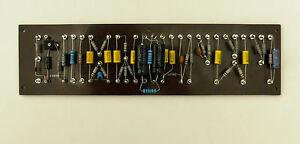 Turret Board für Marshall Plexi / JTM45 JTM50 & DIY / Set Gitarrenverstärker