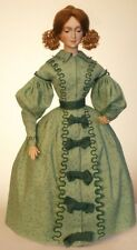 This Sewing Pattern will make an 1830's French Fashion Gown With Hat #88