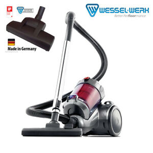 New NEON 2400W Multi Cyclonic Vacuum Cleaner with German Made Wessel Turbo Head
