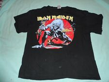 Iron Maiden Real Live One Vintage shirt Size XL Near Mint condition very rare