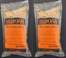 2 Bags of HOT and Spicy Jerky Seasoning and Spices with Cure Seasons 40 Lbs 4052