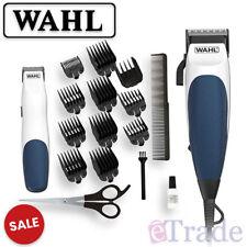 NEW WAHL HOMECUT COMBO Hair Clipper & Bonus Battery Beard Trimmer 19pc Home Cut