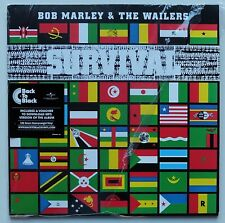 "LP Bob Marley & the Wailers  ""Survival"" - NEUF"