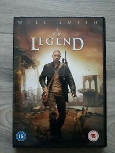I Am Legend (DVD, 2007)