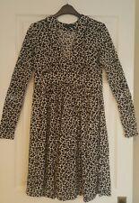Fcuk Dress Longsleeve Size 10 UK
