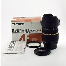 Tamron SP A09 28-75mm f/2.8 LD XR Aspherical Di IF Lens for Nikon