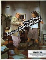 16 Photos Jeux A+B Cinéma 23.5x29cm (1969) GONFLÉS À BLOC Bourvil, Dudley Moore