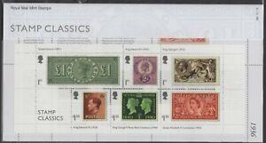 2019  Stamp Classics Presentation Pack 566   - Ref:5607