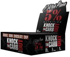 piana Rico barras de proteína Hasta Abajo el CARB Out! Keto Dieta Paquete 10