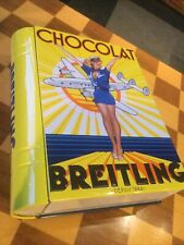 Breitling Book Tin Chocolate Box