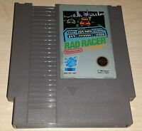 Rad Racer Racing Nintendo NES Vintage classic original retro game cartridge