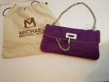 Michael Kors Suede Small Bags   Handbags for Women for sale   eBay 7f6069a831