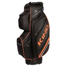 Cobra KING Premium Cartbag 2017, Schwarz / Orange - NEU & OVP - UVP 299 € - SALE