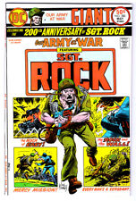 OUR ARMY AT WAR #280  in NM- a 1975 DC WAR comic SGT ROCK  200 anniversary