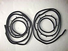 1961-1966 Ford F series F-100, F-250, F-350 Pickup Truck Door Weatherstrip Seals