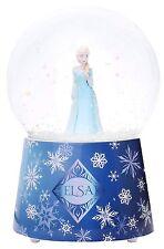 Trousselier s98430 boule de neige avec boîte à musique Disney Frozen Elsa