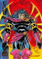 EXODUS / Marvel Universe Series 5 (1994) BASE Trading Card #99