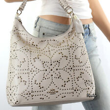 🌺🌺NWT COACH CELESTE CONVERTIBLE MINI STUDDED LEATHER SHOULDER BAG HOBO F35203