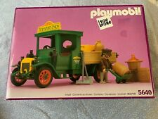 PLAYMOBIL 5640 VICTORIAN New-in-sealed box NISB Truck Lorry  NEW