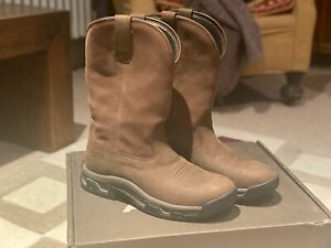 Mens Ariat Terrain Pull-On H2O Boots