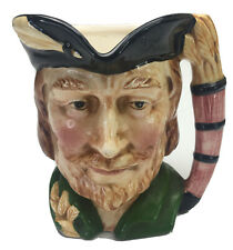 Vintage Robin Good Hand Painted Character Toby Jug Made In Japan