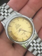 VINTAGE OMEGA CONSTELLATION PIE PAN AUTOMATIC CAL.505 STEEL ARROW MARKERS