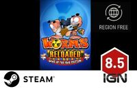 Worms Reloaded GOTY Edition [PC] Steam Download Key - FAST DELIVERY