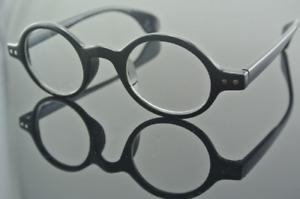 Round Eyeglass Frames Glasses Retro Spectacles Rx Classic Mens Womens Eye Decors