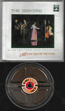 2 Spur Tonband Reel to Reel : The Seekers - Live at the Talk of the Town (Folk)