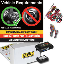 Factory Remote Activated Remote Start Kit For 2003-2007 GMC Sierra