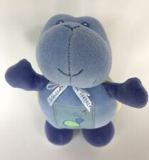 Carters Starters Turtle Rattle Plush