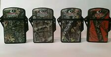 3x WATER PROOF Eagle Torch Lighters Camouflage Butane Refillable Mossy Oak Cigar