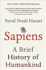 Sapiens : A Brief History of Humankind, Hardcover by Harari, Yuval Noah, Acce...