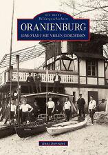 Nauen in alten Ansichten Brandenburg Stadt Geschichte Bildband Bilder Buch Fotos