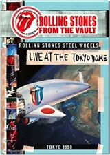 THE ROLLING STONES - FROM THE VAULT-LIVE AT THE TOKYO DOME 1990 2 DVD + CD NEU
