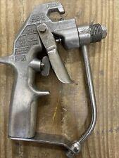 New listing Graco Silver Plus Spray Gun 243283 5000 Psi